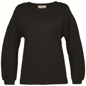 anja-black-stripe-sweat-top-r499