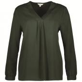 poetry-alfalfa-basic-blouse-green-r499