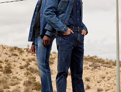 WRANGLER – The Icons Collection