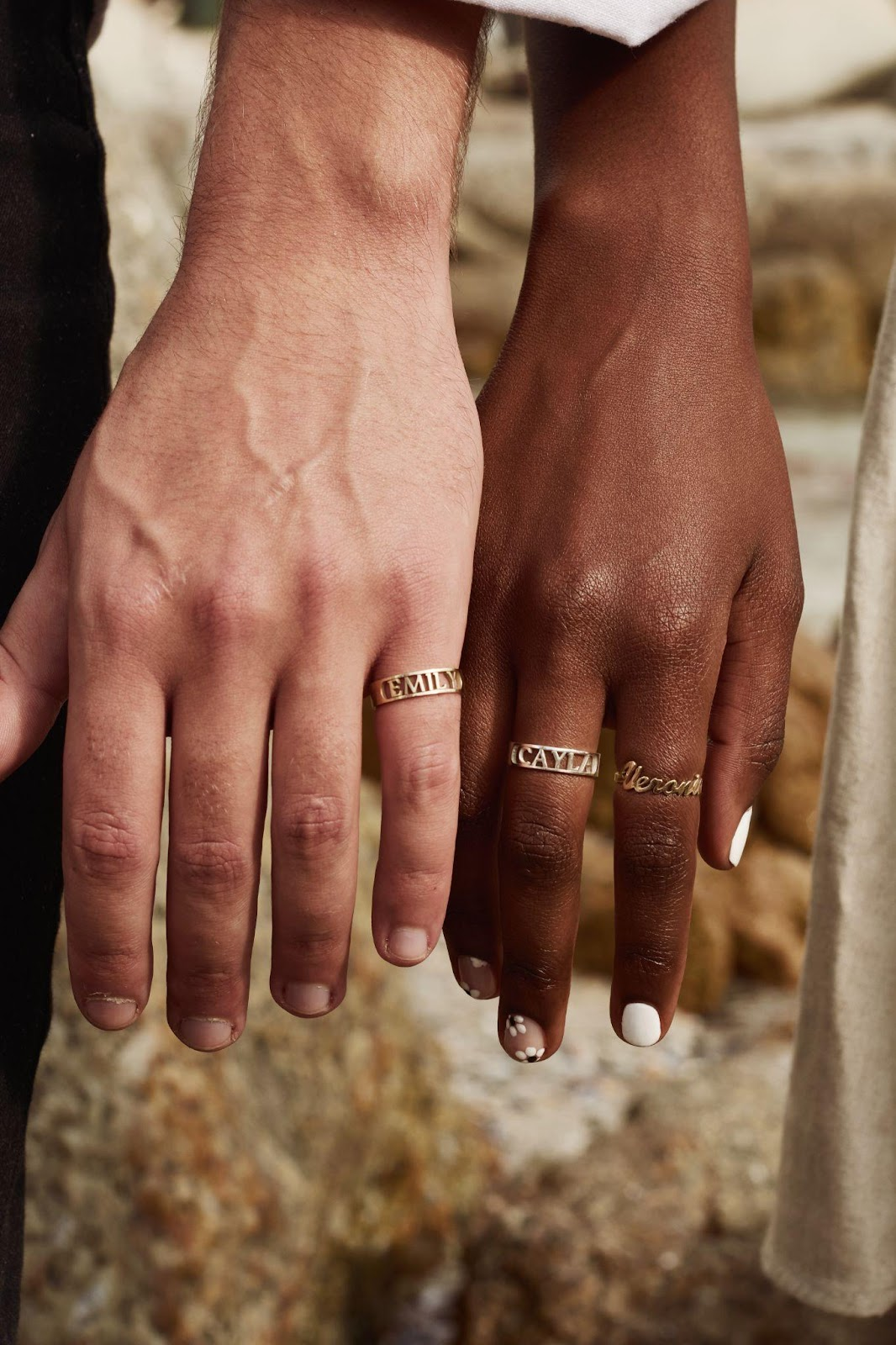 me.mi jewellery launches their latest collection of personalised rings